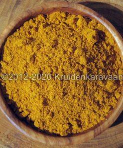 Currypoeder-Maleisisch