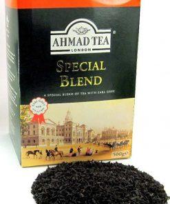Ahmad Special Blend -  zwarte earl grey thee met bergamot online kopen