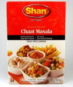 Curry poeder Chaat Masala - pittige Pakistaanse seasoning voor curry en salade