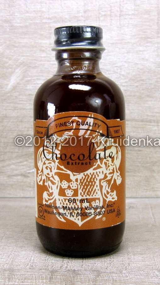 Chocolade extract - puur en natuurlijk chocolade aroma online kopen