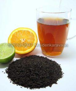 Earl Grey thee van Do Ghazal - Super Ceylon thee met bergamot vruchtenaroma online kopen