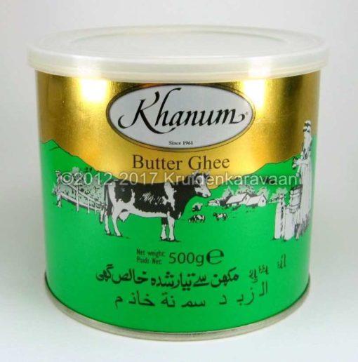 Ghee boter - Indiase geklaarde boter online kopen