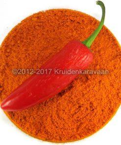 Rode Jalapeño chili gemalen - Rood Jalapeño poeder online kopen
