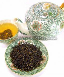 Jasmijn thee - groene thee met jasmijnbloesem online kopen