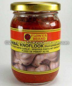 Sambal Knoflook - pittige Vietnamese knoflooksambal online kopen