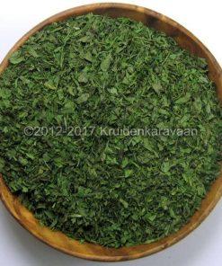 Korianderblad gesneden - groene koriander kruiden online kopen