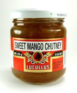 Mango chutney - zoete mango chutney online kopen