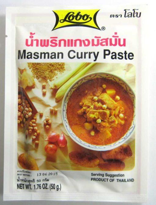 Currypasta Massaman - online Thaise currypasta kopen