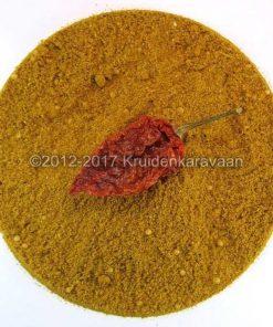 Naga Masala - naga bhut jolokia seasoning online kopen