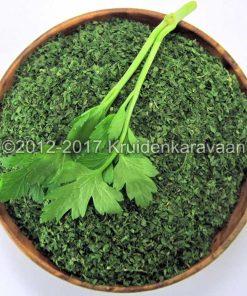 Peterselie fijn gesneden - groene kruiden kopen en bestellen