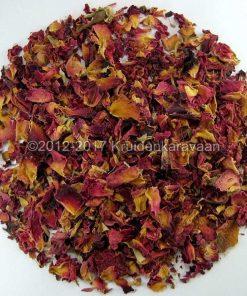 Rozenblaadjes paars - gedroogde rozenblaadjes online kopen
