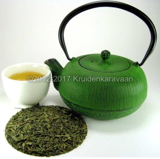 Groene Sencha thee - Japanse groene thee online kopen