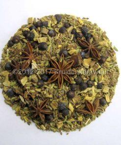 Sterrenmix thee - pure kruidenthee online kopen