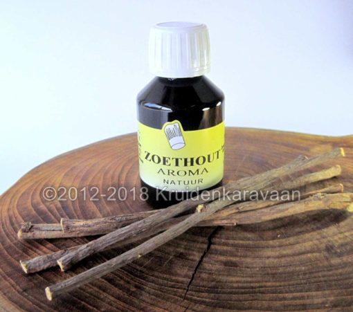 Zoethout naturel aroma online kopen