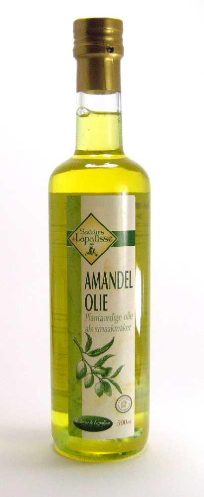 Amandel olie - exclusieve culinaire olie online kopen