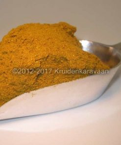 Currypoeder Madras Hot - Indiase specerijen voor hete curry kopen bij Kruidenkaravaan