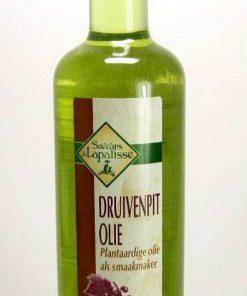 Druivenpit olie - plantaardige olie als smaakmaker online kopen