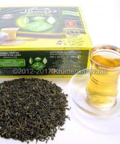 Groene thee van Do Ghazal - pure Chinese groene thee online kopen