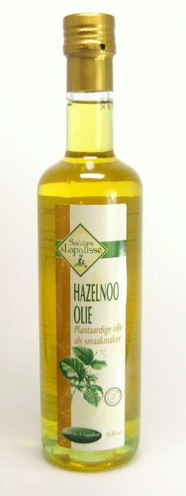 Hazelnoot olie - exclusieve plantaardige olie online kopen