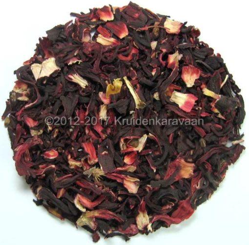 Hibiscus - zoetzure Roselle thee online kopen