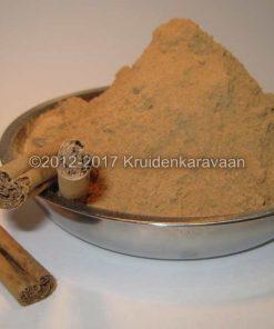 Kaneel Ceylon gemalen - echte kaneel online kopen bij kruidenkaravaan