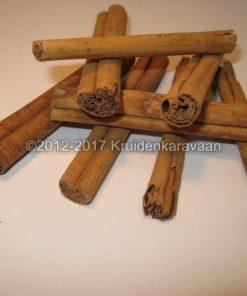Kaneel Ceylon pijpjes - exclusieve kaneel online kopen bij Kruidenkaravaan