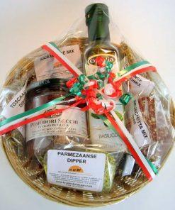 Italiaans kruidenmandje als geschenk kopen