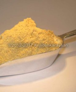 Mosterdmeel - geel mosterdpoeder kopen