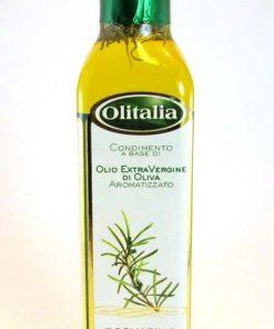 Extra Vierge olijfolie met verse rozemarijn online kopen