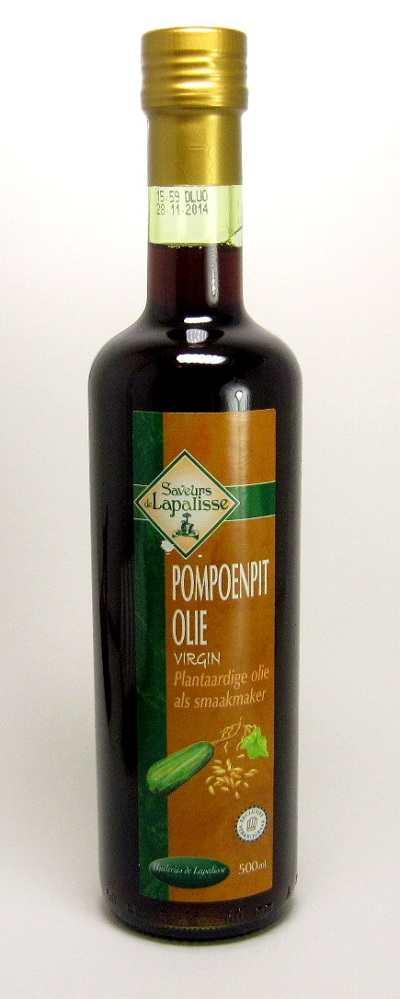 Pompoenpit olie - exclusieve pompoenpit olie voor koude toepassingen kopen
