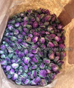 Rozenknopjes - gedroogde roze rozenknopjes online kopen