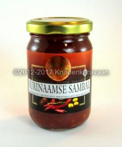 Sambal - Surinaamse sambal van Koningsvogel online kopen