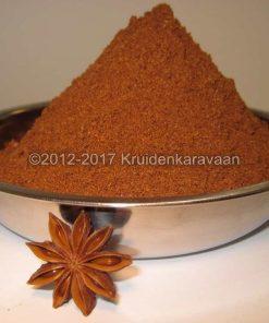 Steranijs gemalen - Chinese kruiden en specerijen online kopen