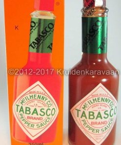 Tabasco brand Original Red Sauce 350 ml - originele rode Tabasco pepersaus kopen