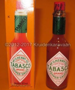 Tabasco rode pepersaus 57ml online kopen